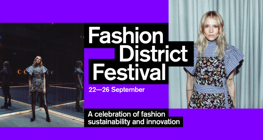 Fashion District Festival Schedule Announced