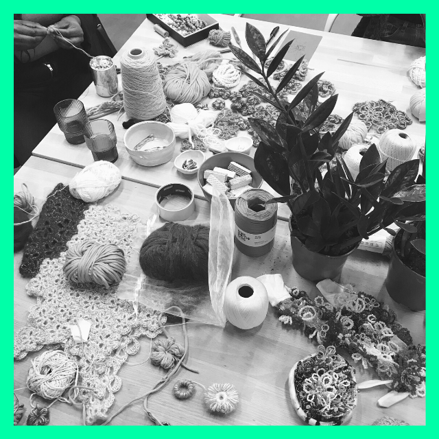 MAKE – Reture Workshop with Sabinna