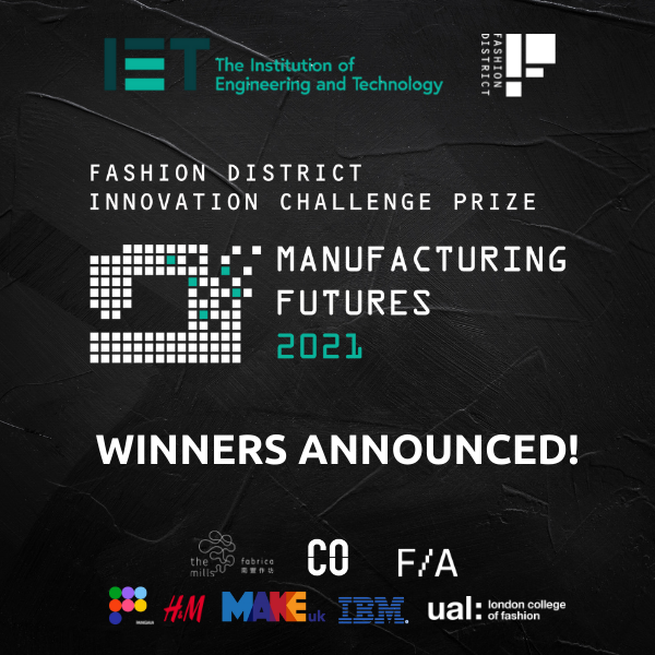 Congratulations to our MF21 Winners